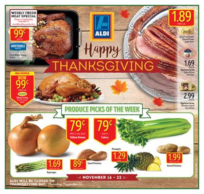ALDI Ad Red Hot Specials Ends Nov 22 2016