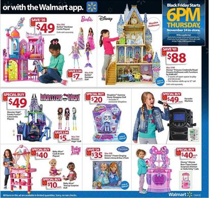 Black Friday Ads Toy Deals 2016