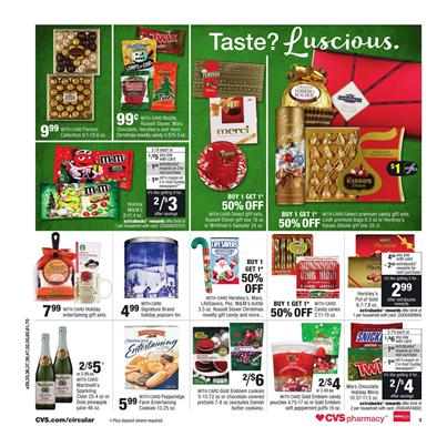 CVS Ad Gift Sets Nov 20 - 26 2016