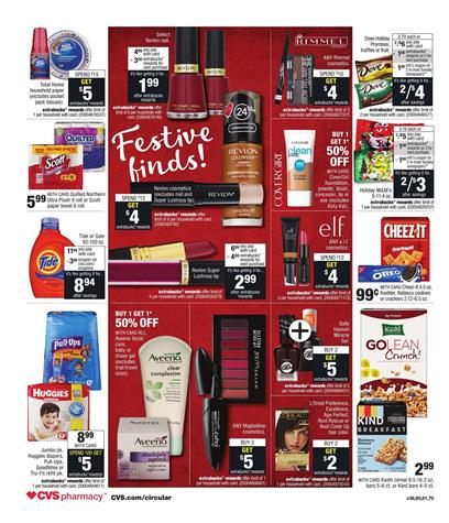 CVS Weekly Ad Christmas Gifts Nov 20 - 26 2016
