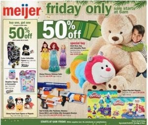 Meijer Black Friday Ad 2016