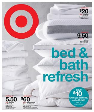 Target Ad Home Deals January 8 - 14 2017