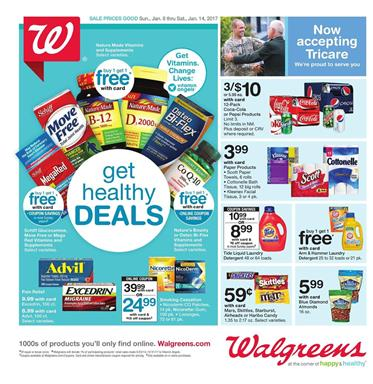Walgreens Weekly Ad December 2 – 8, View the Latest Flyer and Weekly Circular ad for Walgreens Here. Likewise you can find the digital coupons, grocery savings, offers, This Week Walgreens Ad sale prices, weekly specials and the latest deals from Walgreens.