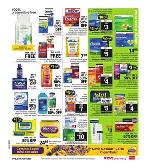 Relief Products CVS Ad Feb 26 - Mar 4 2017
