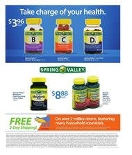 Spring Valley Vitamins Walmart Ad Feb 15 - Mar 2 2017