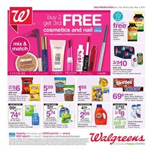 Walgreens Weekly Ad Snacks Feb 26 - Mar 4 2017