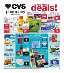 CVS Weekly Ad Grocery Mar 12 - 18 2017