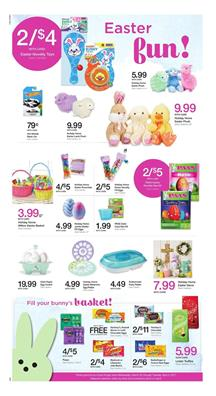 Kroger Weekly Ad Easter Sale Mar 29 - Apr 4 2017