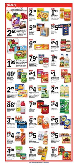 Meijer Weekly Ad Grocery Apr 30 - May 6 2017