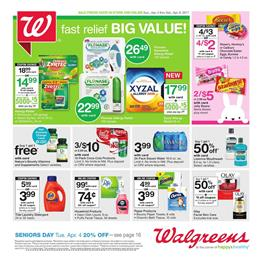 Nature S Bounty Essential Oils Walgreens