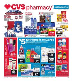 CVS Weekly Ad Pharmacy May 28 - Jun 3 2017