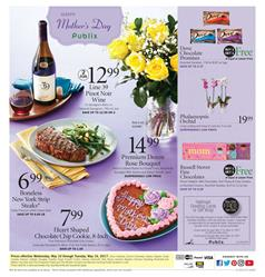 Publix Weekly Ad Deals May 10 - 16 2017 Preview