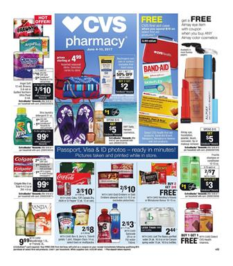 CVS Weekly Ad Pharmacy Jun 4 - 10 2017