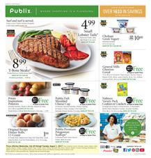 Publix Weekly Ad Deals July 26 - Aug 1 2017