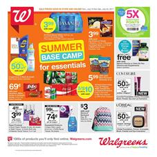 Walgreens Ad Supermarket Deals July 16 - 22 2017