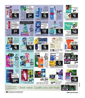 CVS Weekly Ad Drugs Aug 13 - 19 2017