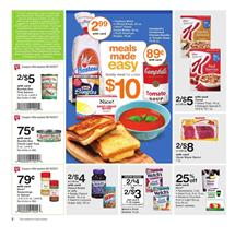 Snacks Walgreens Ad August 13 - 19 2017