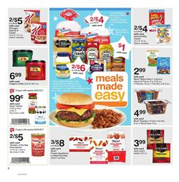 Ralphs Ad For Canned Food