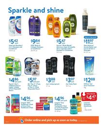 Wet N Wild Walmart Ad Aug 13 - 31 2017