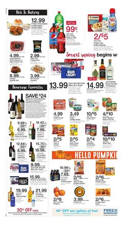 Ralphs Weekly Ad Deals Sep 13 - 19 2017