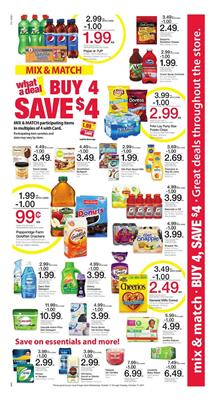 Kroger Weekly Ad Private Selection 2x Fuel Points Last 3 Days