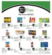 Publix Weekly Ad BOGO Deals Oct 18 - 24, 2017