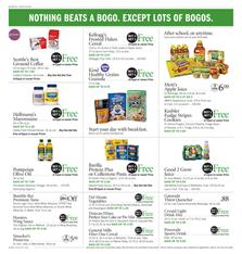 Publix Weekly Ad BOGO Deals October 11 - 17 2017