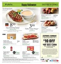 Publix Weekly Ad Deals October 18 - 24, 2017