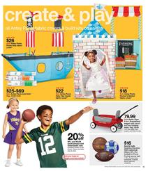 Target Ad Toys Oct 22 - 28, 2017