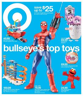 Target Weekly Ad Toy Sale October 8 - 14 2017