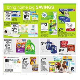 Walgreens Ad Cleaning Products Oct 8 - 14 2017