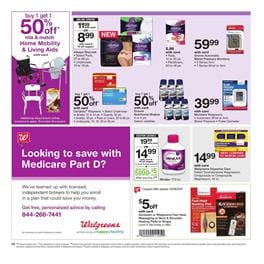 Walgreens Pharmacy Ad Deals Oct 22 - 28, 2017