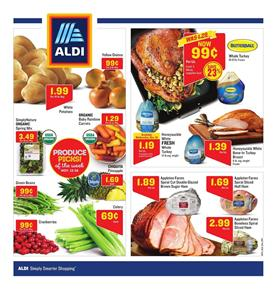 ALDI Weekly Ad Food Deals Nov 12 - 18, 2017