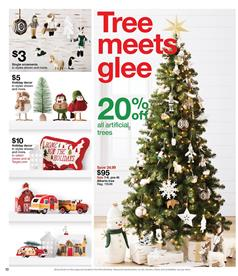 Target Ad Christmas Decoration Nov 12 18 2017
