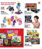 target ad toy sale nov 26 dec 2 2017. Black Bedroom Furniture Sets. Home Design Ideas