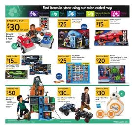 Walmart Black Friday Ad Toys 2017