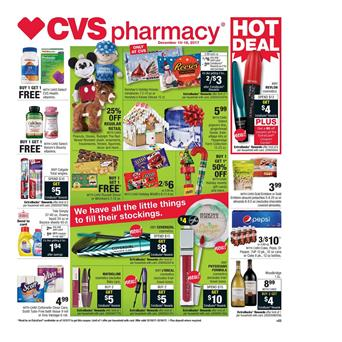 CVS Weekly Ad Deals December 10 - 16, 2017
