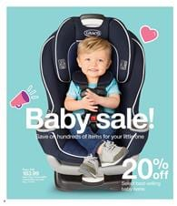7e8584b172c Target Weekly Ad Baby Products January 21 - 27