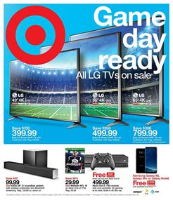Target Weekly Ad Deals January 21 - 27, 2018