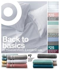 Target Weekly Ad Home January 7 - 13, 2018