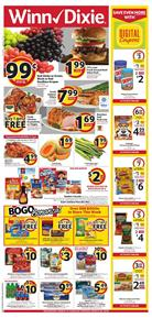 Find the Winn Dixie Weekly Ad Specials, valid Wednesday, November 28 – Tuesday, December 4, Don't miss the Winn Dixie Sales Ad, grocery specials and .