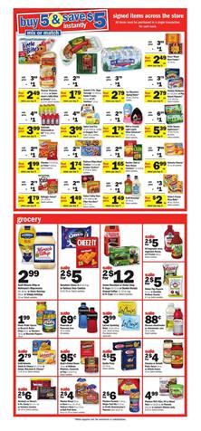 meijer weekly ad deals jun 24 30 2018 mix or match sale