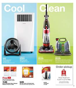 Target Weekly Ad Home Appliances Jun 24 30 2018