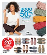 Target Weekly Ad Clothing Deals Sep 23 29 2018