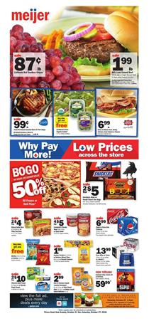 Walmart Weekly Deals & Coupon Matchups. Here are the Walmart weekly deals to help you score the most for your money! Don't forget to keep a copy of the Walmart price match policy with you and a copy of the Walmart coupon policy on hand when you shop, in case you run into problems at the cash register. (It has been known to happen..).