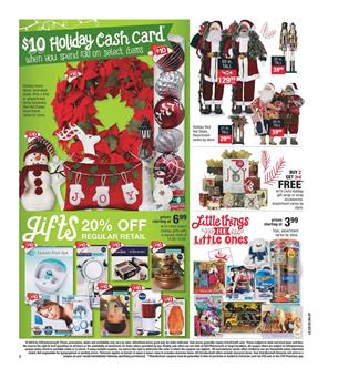 Cvs Open On Christmas.Cvs Weekly Ad Christmas Gifts Nov 18 24 2018