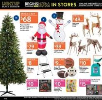 Black Friday Christmas Decorations.Walmart Christmas Black Friday Ad 2018