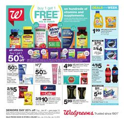 Walgreens Weekly Ad Preview Jan 6 - 12, 2019