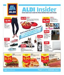 Astonishing Aldi Insider Ad Home Office Deals Mar 6 12 2019 Machost Co Dining Chair Design Ideas Machostcouk