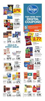 Cvs Pharmacy Coupons >> Kroger Weekly Ad Digital Coupons Mar 6 - 12, 2019